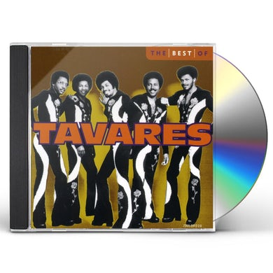 Tavares BEST OF CD
