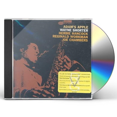 Wayne Shorter ADAM'S APPLE CD