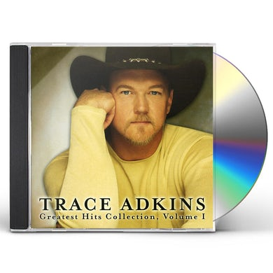 Trace Adkins GREATEST HITS COLLECTION 1 CD