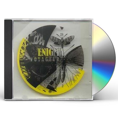 Enigma  VOYAGEUR (DISPOSITIF ANTICOPIE) CD