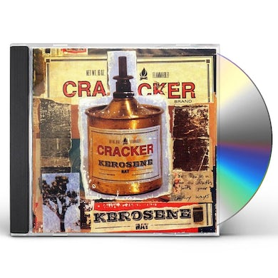 Cracker KEROSENE HAT CD