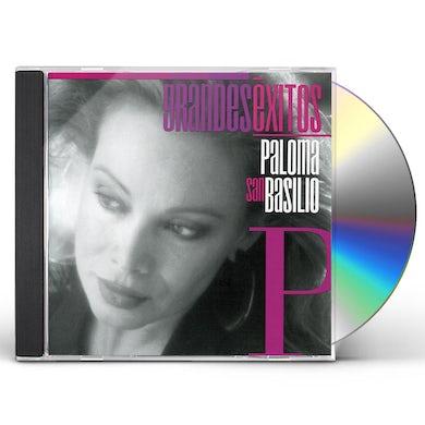 GRANDES EXITOS CD