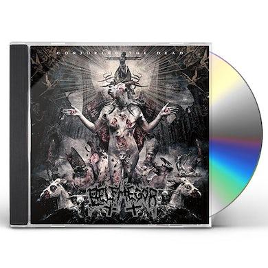 Belphegor CONJURING THE DEAD CD