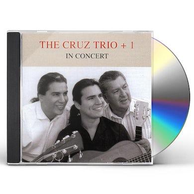 Edgar Cruz CRUZ TRIO IN CONCERT CD
