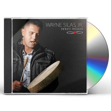 Wayne Silas Jr. INFINITE PASSION CD