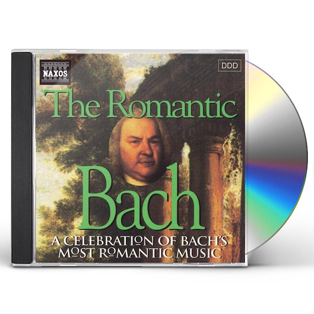 J.S. Bach ROMANTIC BACH CD