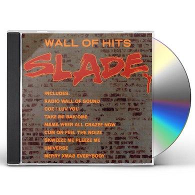 Slade WALL OF HITS CD