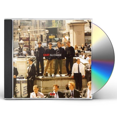Cast ALL CHANGE CD