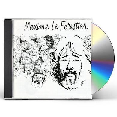 Maxime Le Forestier SALTIMBANQUE CD