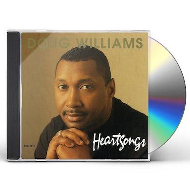 Doug Williams HEARTSONGS CD
