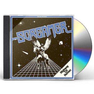 Screamer HIGHWAY OF HEROES CD