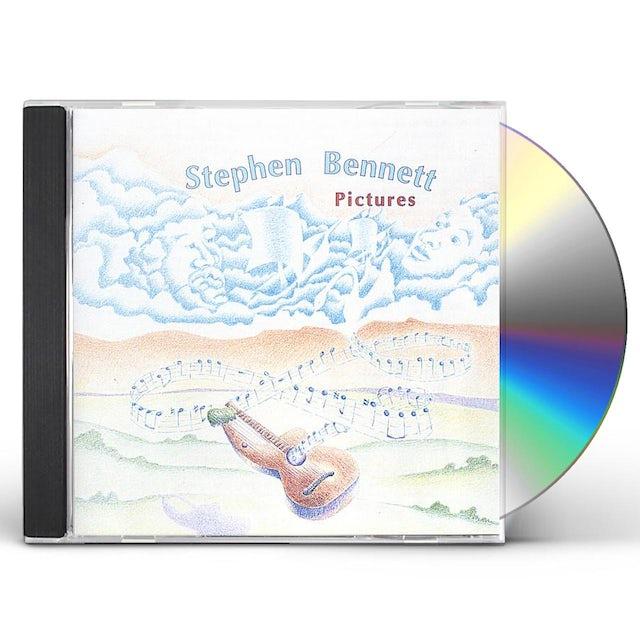 Stephen Bennett PICTURES CD