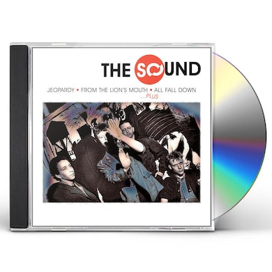 Sound JEOPARDY & FROM THE LION'S MOUTH & ALL FALL DOWN CD