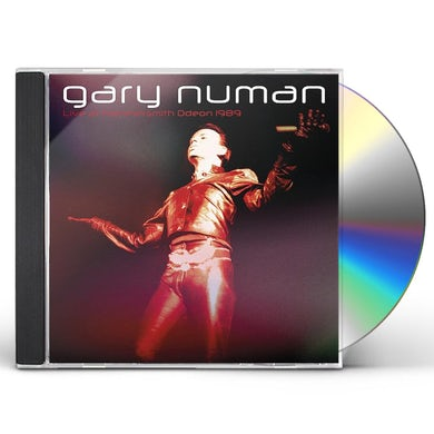 GARY NUMAN: LIVE AT HAMMERSMITH ODEON 1989 CD