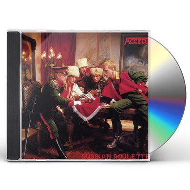 Accept RUSSIAN ROULETTE CD