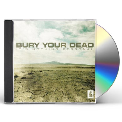 Bury Your Dead IT'S NOTHING PERSONAL CD