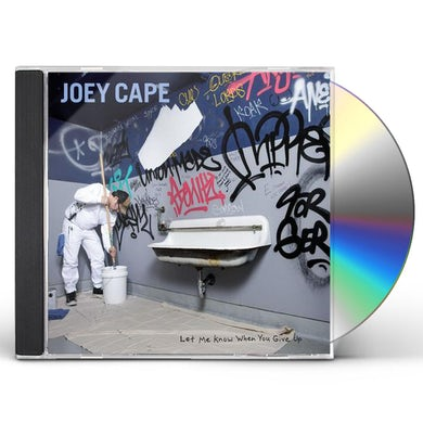 Joey Cape Let Me Know When You Give Up CD