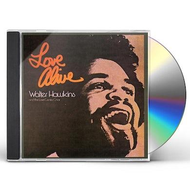 LOVE ALIVE 1 CD