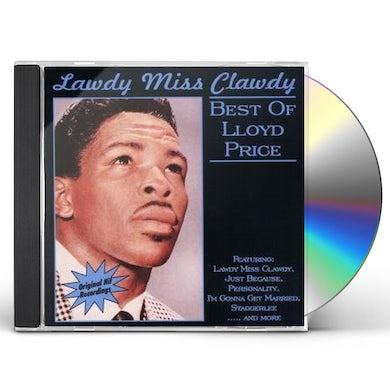 Lloyd Price LAWDY MISS CLAWDY CD