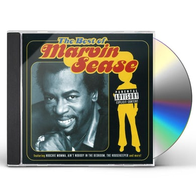 BEST OF MARVIN SEASE CD