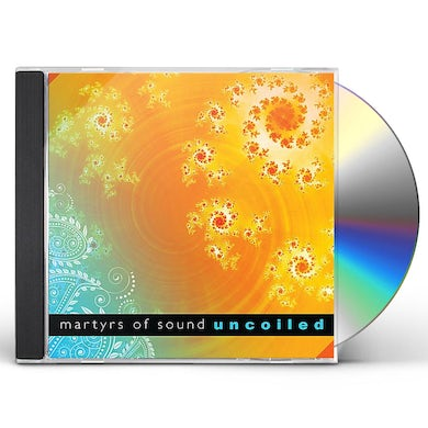 Martyrs Of Sound UNCOILED CD