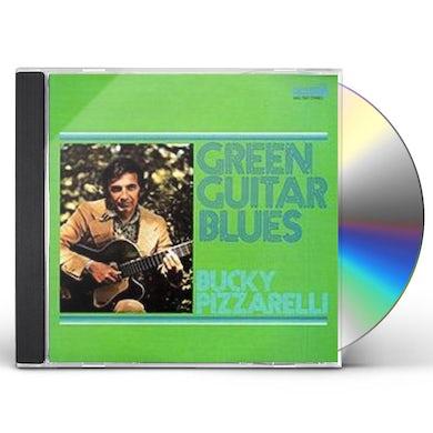 Green Guitar Blues Cafe Pierre Trio CD