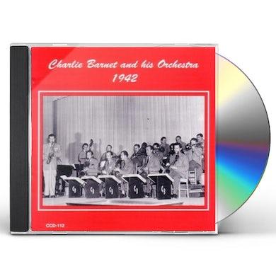 Charlie Barnet 1942 CD