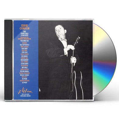 Eddie Condon TOWN HALL CONCERTS 6 CD