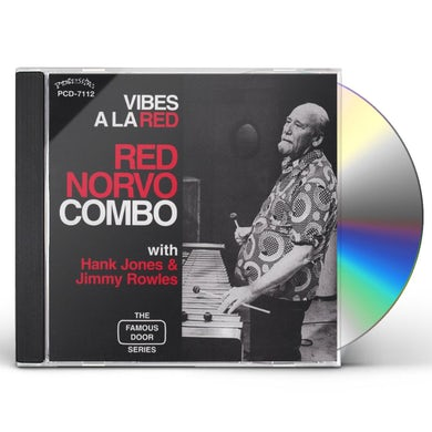 Red Norvo VIBES A LA RED CD