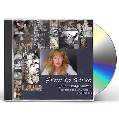 Darlene Koldenhoven FREE TO SERVE CD