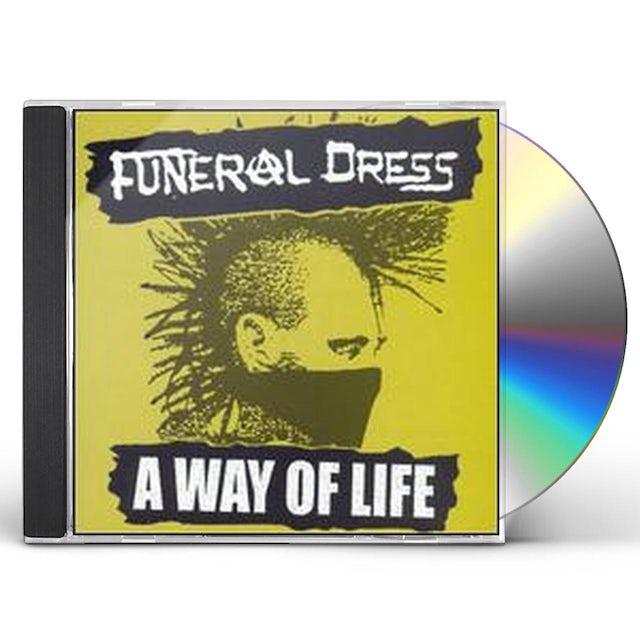 Funeral Dress WAY OF LIFE CD