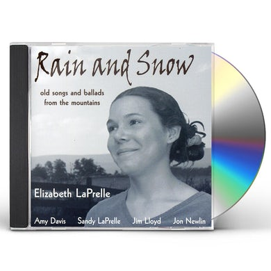 Elizabeth LaPrelle RAIN AND SNOW CD