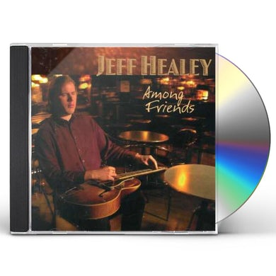 Jeff Healey AMONG FRIENDS CD