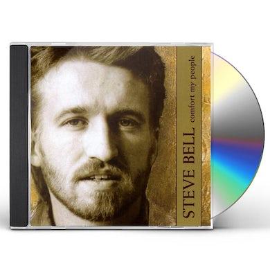 Steve Bell COMFORT MY PEOPLE CD