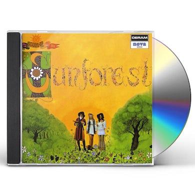 SOUND OF SUNFOREST CD