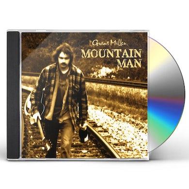 Grant Miller MOUNTAIN MAN CD