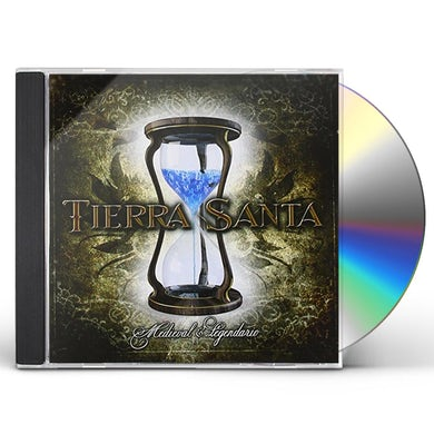 Tierra Santa MEDIEVAL & LEGENDARIO CD
