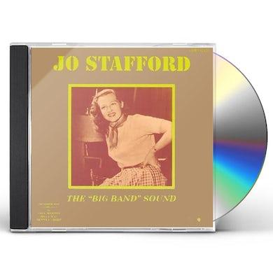 Jo Stafford BIG BAND SOUND CD