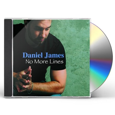 Daniel James NO MORE LINES CD