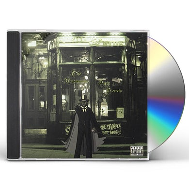 Anonymous DIRTY SECRETS CD