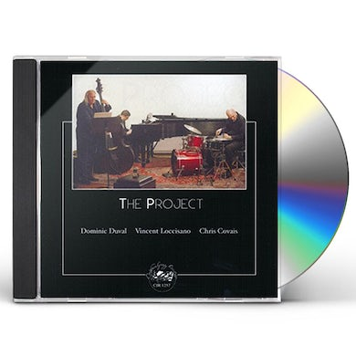 Dominic Duval PROJECT CD