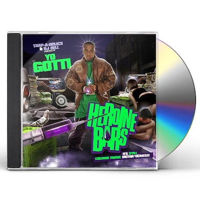 Yo Gotti HEROINE BARS CD