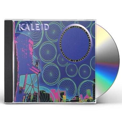 Kaleid ZEN & THE SURVEILLANCE OF BICYCLE MESSENGERING CD