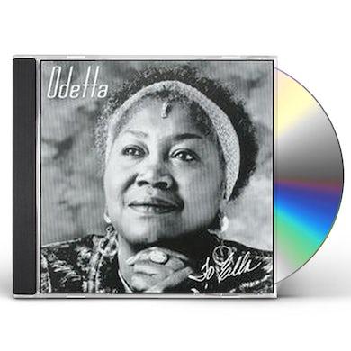 Odetta TO ELLA CD