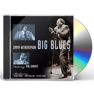 Jimmy Witherspoon BIG BLUES CD