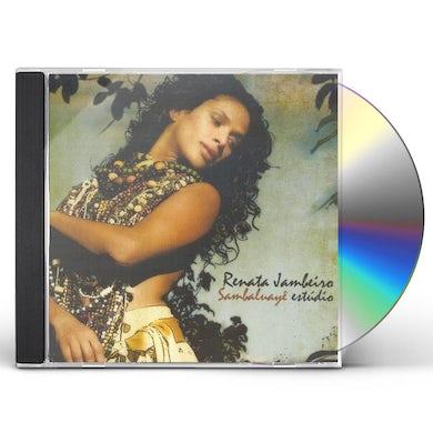 Renata Jambeiro SAMBALUAY EM CD