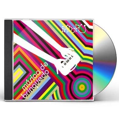 MUSICA DE BRINQUEDO AO VIVO CD