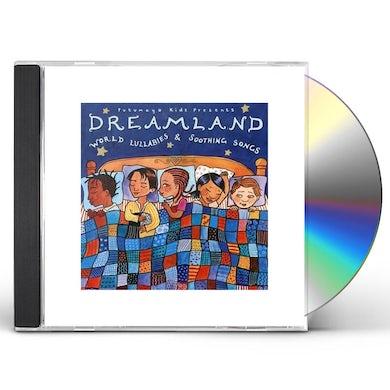 Putumayo Kids Presents DREAMLAND CD