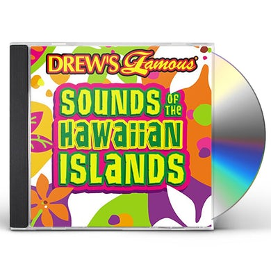 Drew's Famous SOUND OF THE HAWAIIAN ISLANDS CD