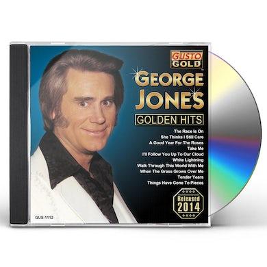 George Jones GOLDEN HITS CD